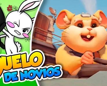¡Duelo de Hamsters! |#104| Duelo de novios (Overwatch) DSimphony y Naishys - duelo de hamsters 104 duelo de novios overwatch dsimphony y naishys