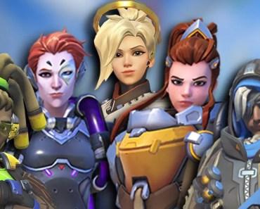 Overwatch - MASSIVE Ana BUFF Lucio BUFF Mercy NERF Brigitte NERF (Changes to Support Heroes) - overwatch massive ana buff lucio buff mercy nerf brigitte nerf changes to support heroes