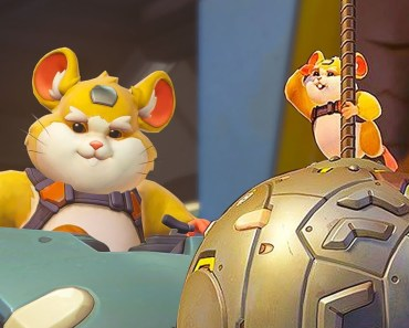 Wrecking Ball Gameplay & Best Moments Montage! (Overwatch New Hero) - wrecking ball gameplay best moments montage overwatch new hero