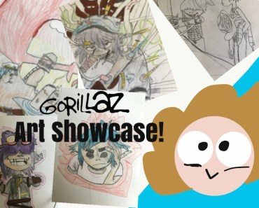 Gorillaz Art Showcase! - gorillaz art showcase