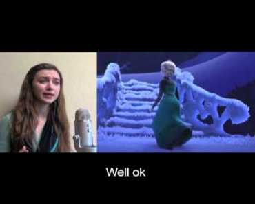 """""""Let It Go"""" from Frozen according to Google Translate (PARODY) - let it go from frozen according to google translate parody"""
