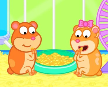 Lion Family Hamster was Released Cartoon for Kids - lion family hamster was released cartoon for kids