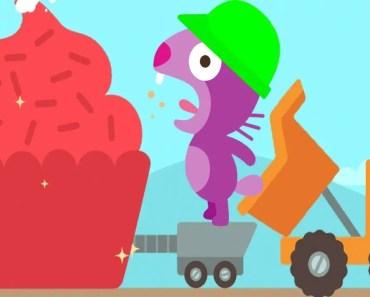 Sago Mini Trucks & Diggers - Play Funny Sago Pet Building Decorate Sago House Cartoon Games For Kids - sago mini trucks diggers play funny sago pet building decorate sago house cartoon games for kids