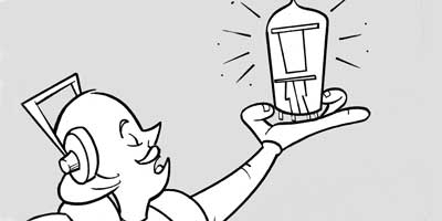 Shakespeare and vacuum tube