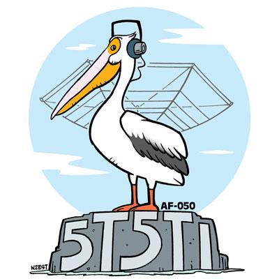 5T5TI DXpedition logo by N2EST
