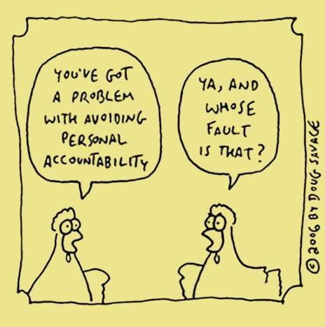 من الانحيازات المعرفية - التحيز لدعم الذات