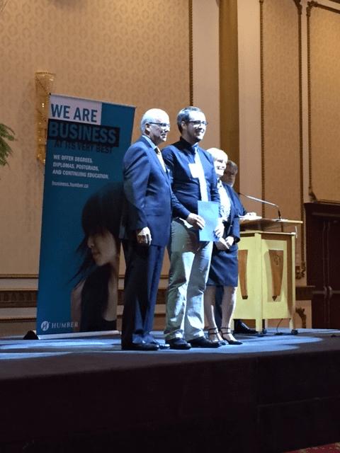 Rhys Ottaway, Mayor's Award for Marketing