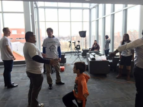 R.E.S.T, Humber Lakeshore Campus. Video Production - behind the scenes