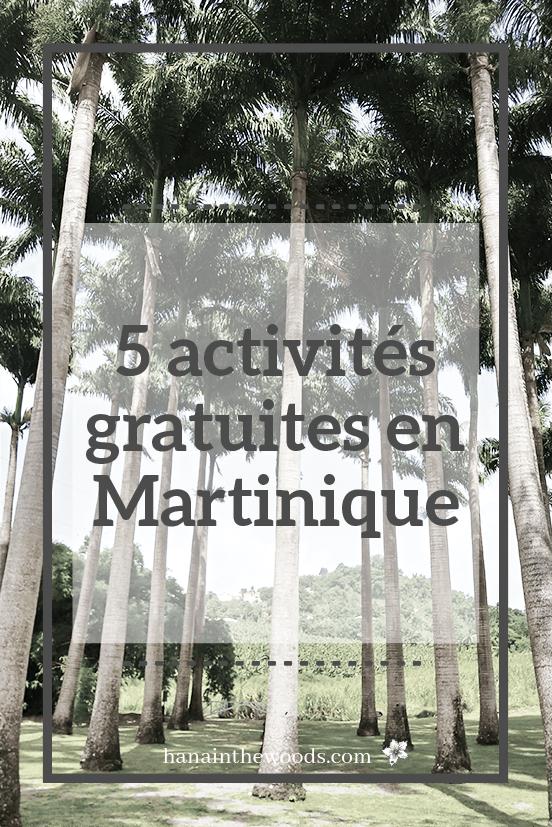 Activités gratuites en Martinique