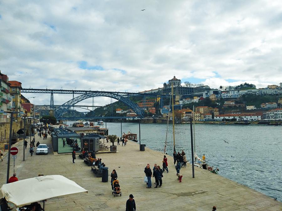 Budget week-en prolongé à Porto
