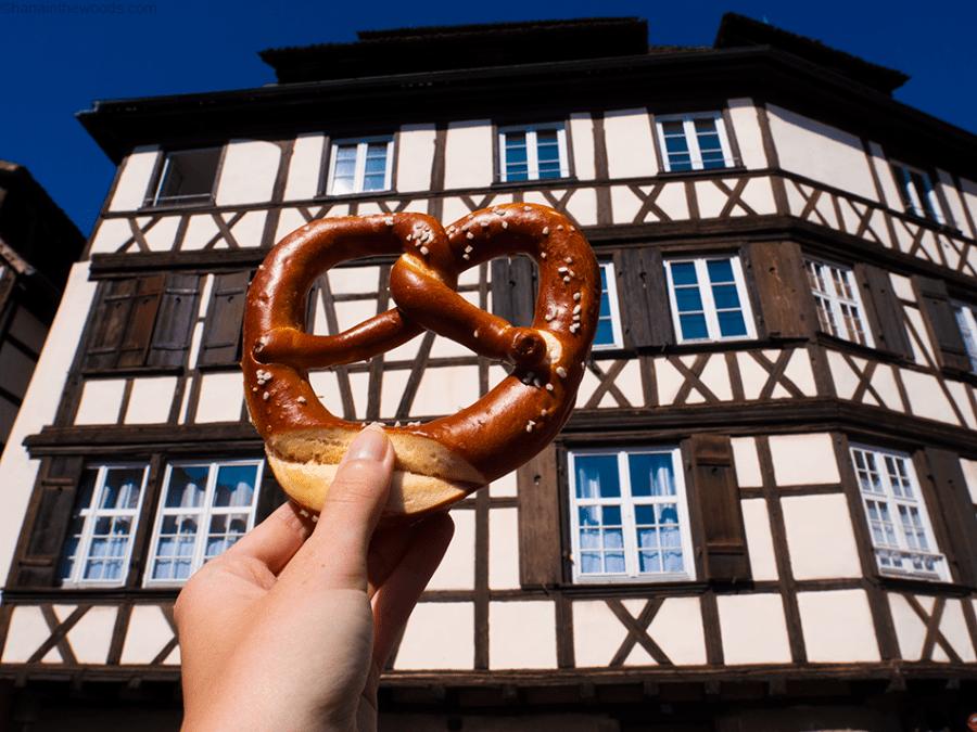 Spécialités culinaires végétariennes Alsace