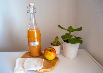 Beauté : 15 utilisations du vinaigre de cidre