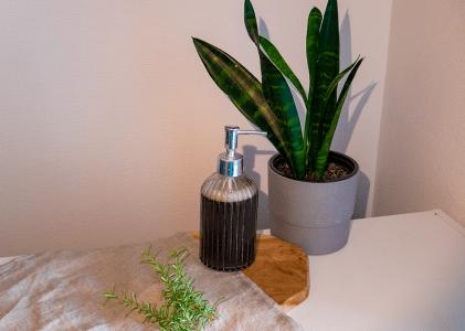 Faire son shampoing liquide anti-pelliculaire