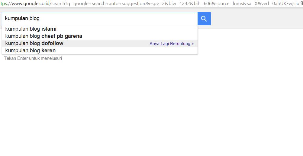 Metode Mencari Kata Kunci yang Paling Banyak Dicari di Google ...