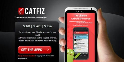 Catfiz Messenger