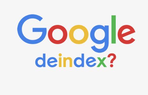 Apa itu Web Deindex? Dan Cara Mengatasi Deindex Google