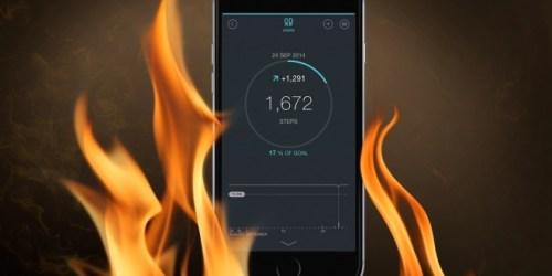 Smartphone Overheat
