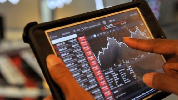 Aplikasi Jual Beli dan Investasi Saham Online