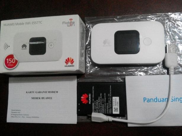 Cara Bypass Huawei E5577 Dengan Mudah - Hanamera
