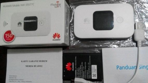 Cara Bypass Huawei E5577 Dengan Mudah