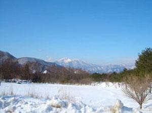 12_Bandaisan_winter