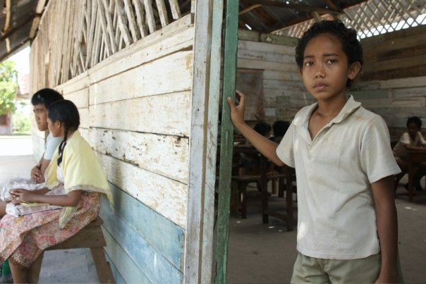 Foto-foto dari film Laskar Pelangi (5/6)