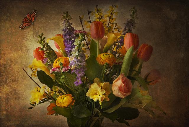 誕生花カレンダー