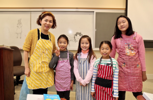 Cooking Class 11/2/2019