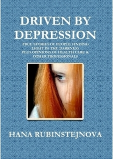 Driven By Depression by Hana Rubinstejnova