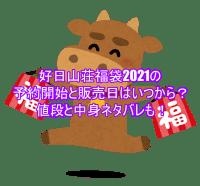 好日山荘福袋2021の予約開始と販売日はいつから?値段と中身ネタバレも!4