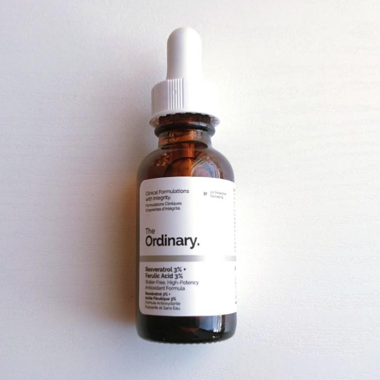 The Ordinary・Resveratrol 3% Ferulic Acid 3%