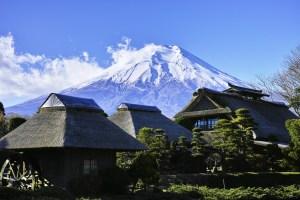 Gunung Fuji dan Oshino Hakkai