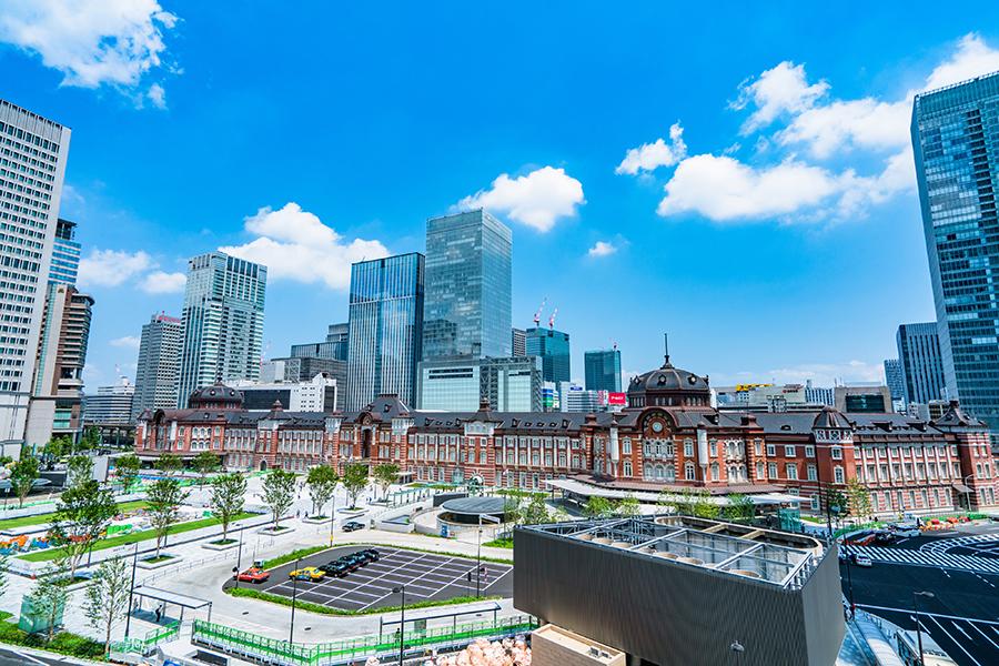Tokyo Station 01