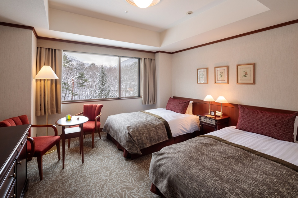 Hakuba Tokyu Hotel - Economy Twin O