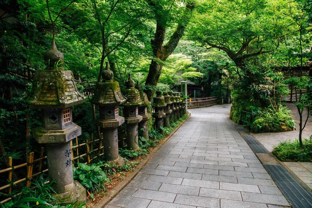 Nanzo-in Temple Fukuoka, Japan (Canva)