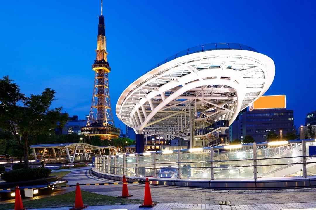 Oasis 21 Japan, Nagoya (Canva)