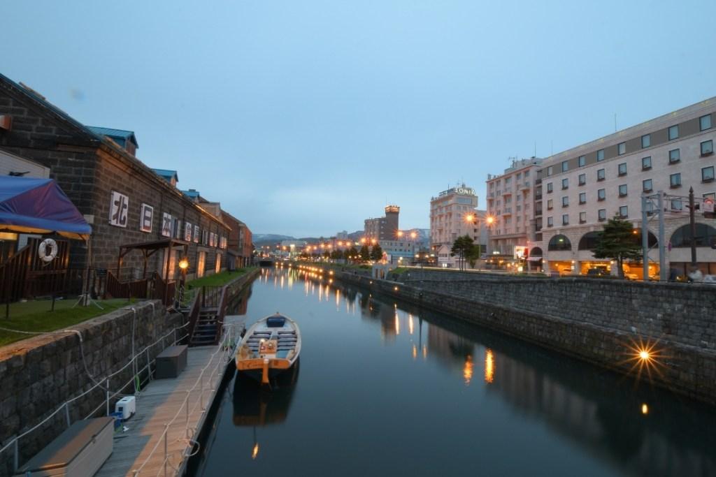 Otaru Canal, Hokkaido (Canva)