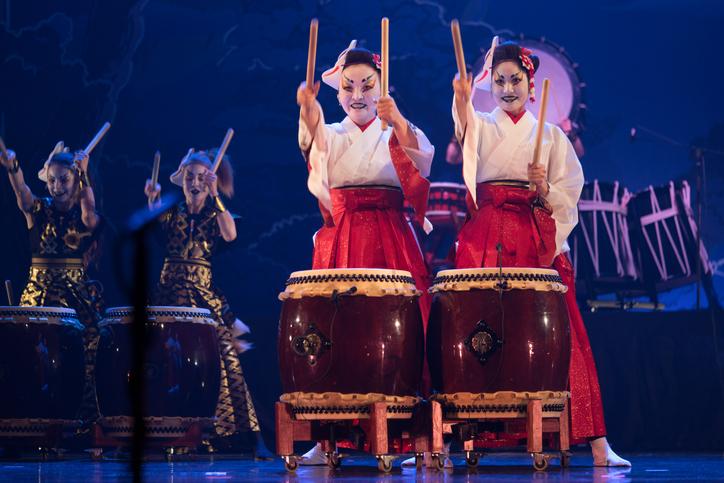 Taiko Performance