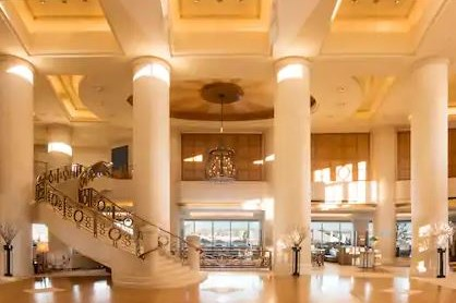 Lobby Hilton Tokyo Odaiba (3.2)