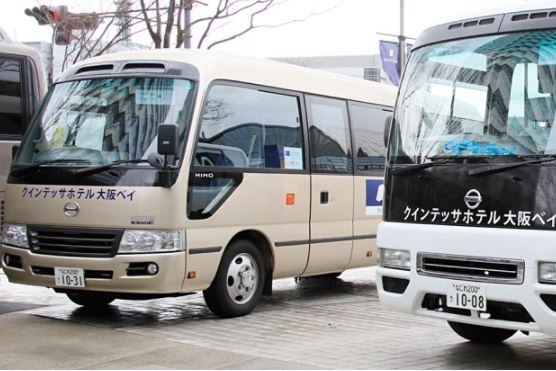 Quintessa Hotel Osaka Bay 9