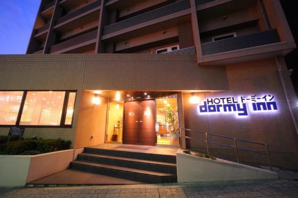 Dormy Inn Sendai Ekimae exterior 2 (3.2)