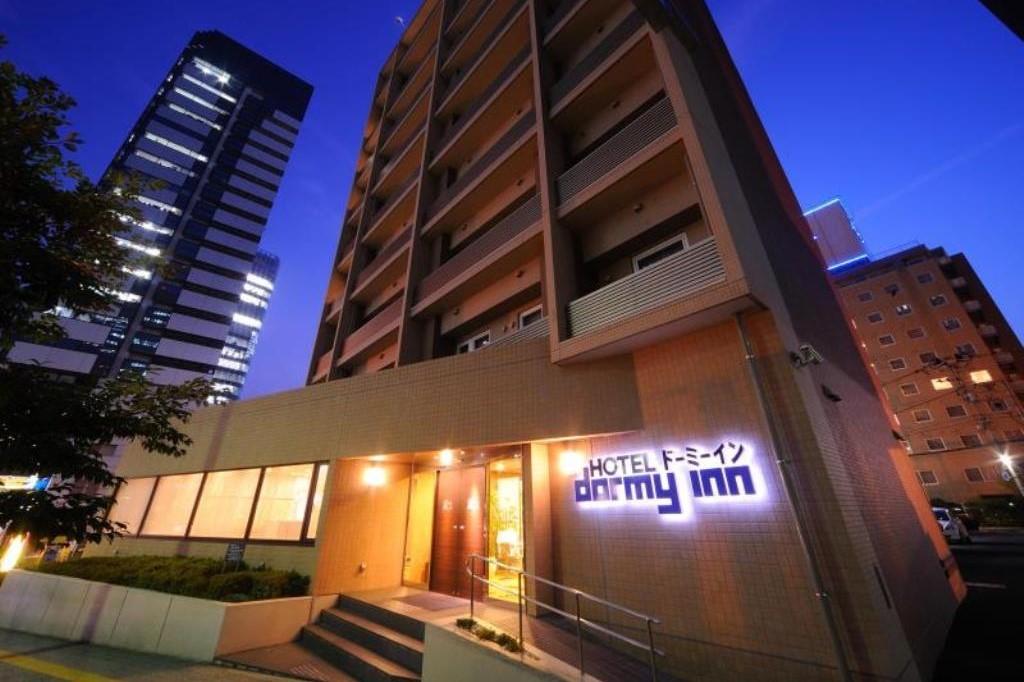 Dormy Inn Sendai Ekimae exterior 3 (3.2)