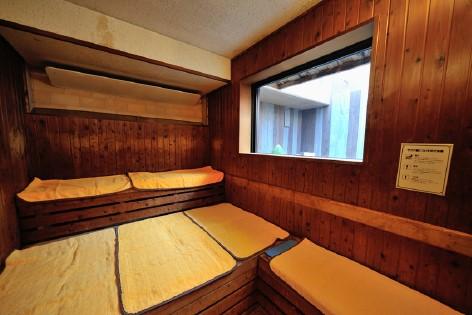 Dormy Inn Sendai Ekimae sauna (3.2)