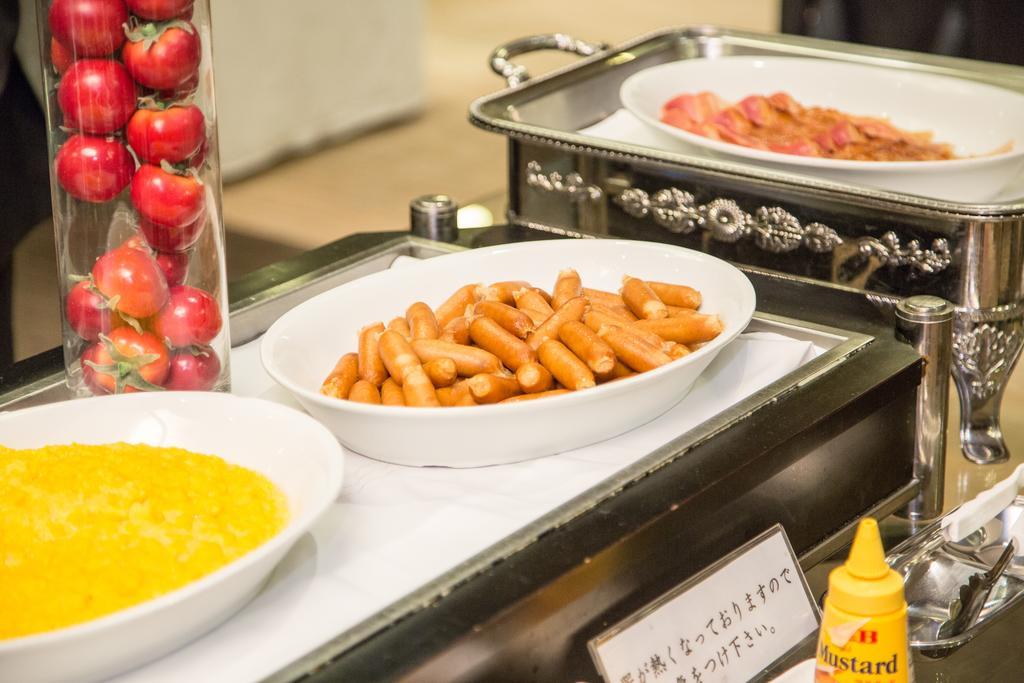 Breakfast 11 Nagoya Sakae Tokyu Rei Hotel (booking)