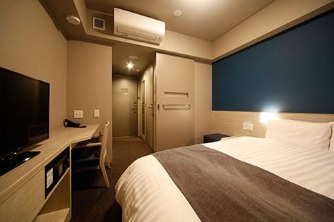 DBL ROOM Dormy Inn Miyazaki (3.2)
