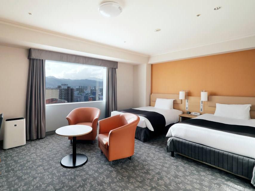 Standard Twin Sapporo Excel Hotel Tokyu (4.3)