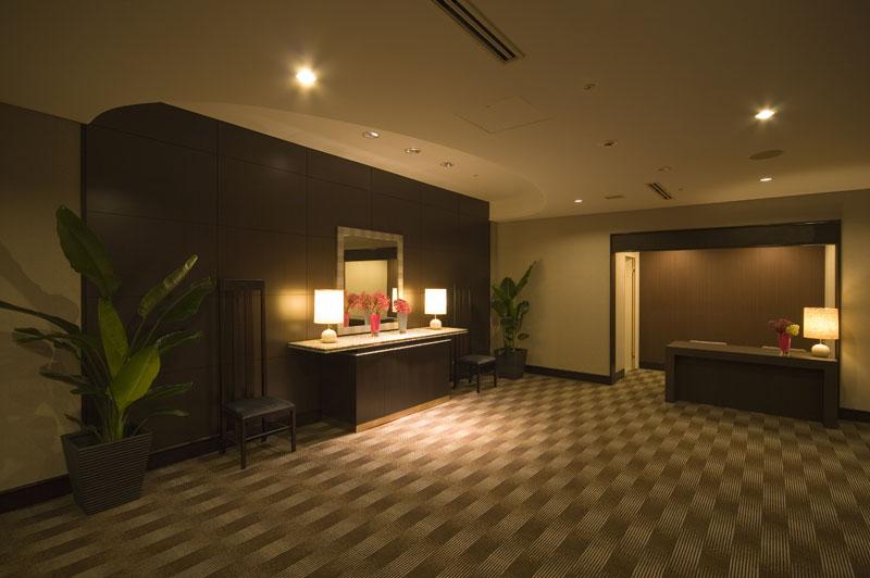 Lobby 3 Mitsui Garden Hotel Hiroshima