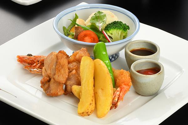 Metropolitan Yamagata Restaurant 2