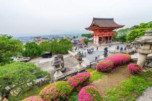 Kiyomizudera Spring