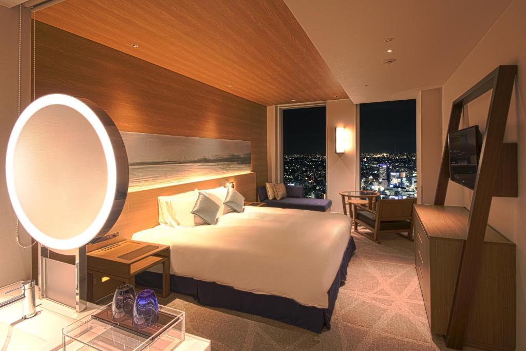 Nagoya Prince Hotel Sky Tower-Superior King Room (B)